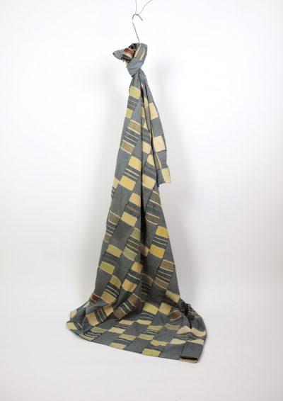 Vintage africa,fabric, african indigo
