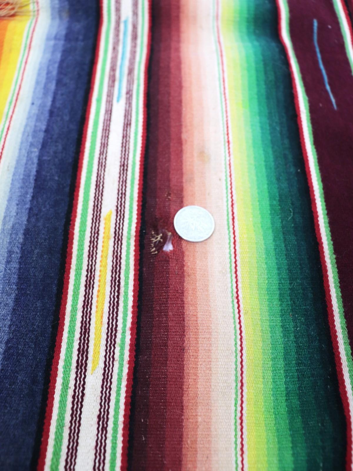 Mexico, saltillo serape