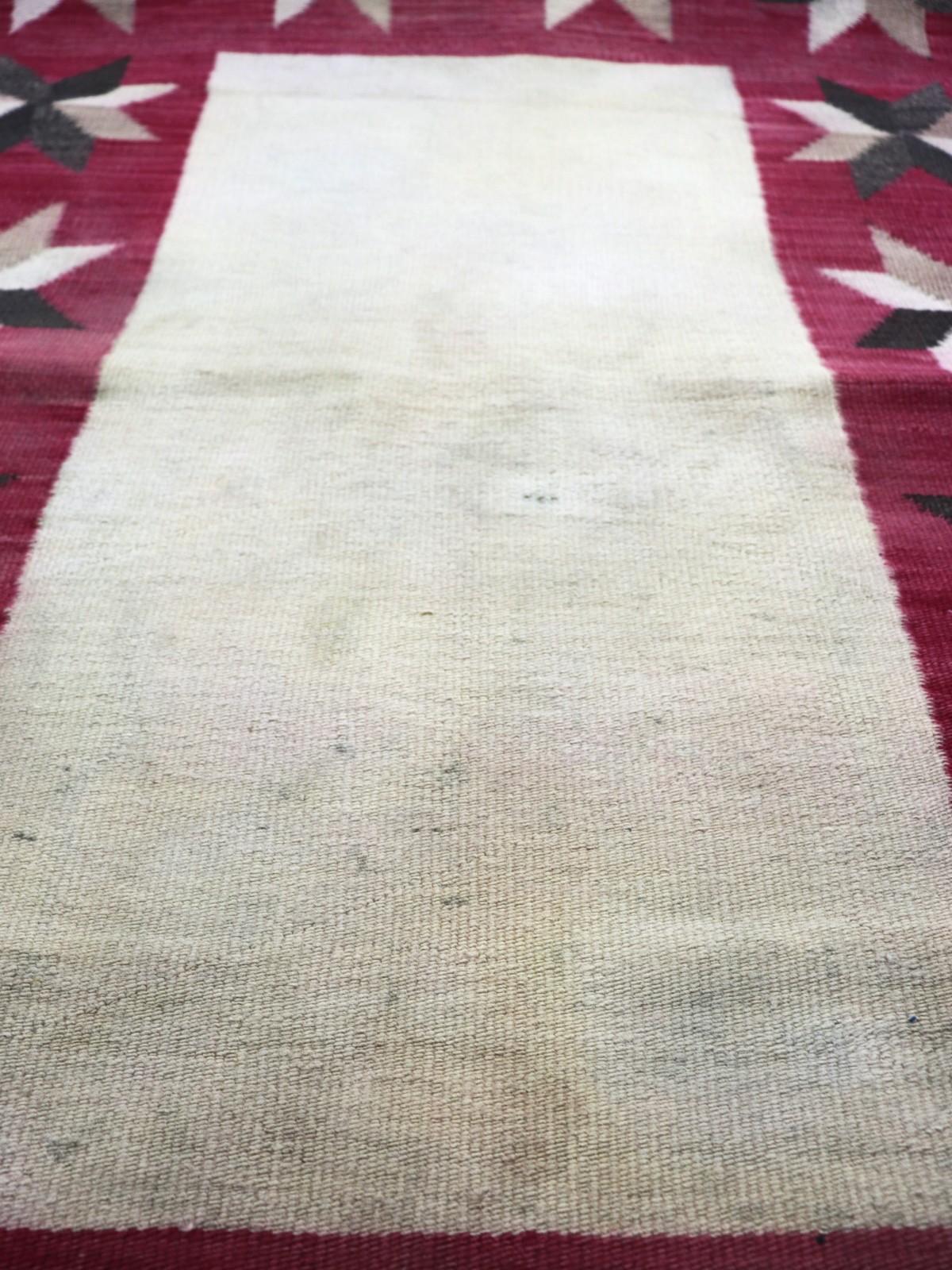 Navajo , rug, velero star