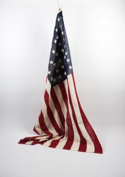 48star, Flag, USA