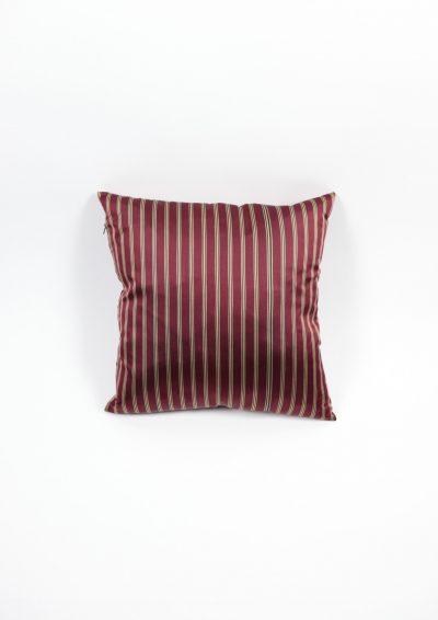 brown remake cushion, japanese silk