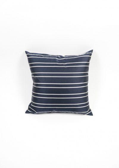 japanese silk, cushion, brown remake