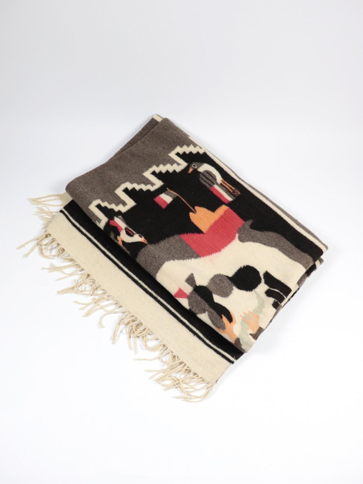Oaxaca,Rug, Wool