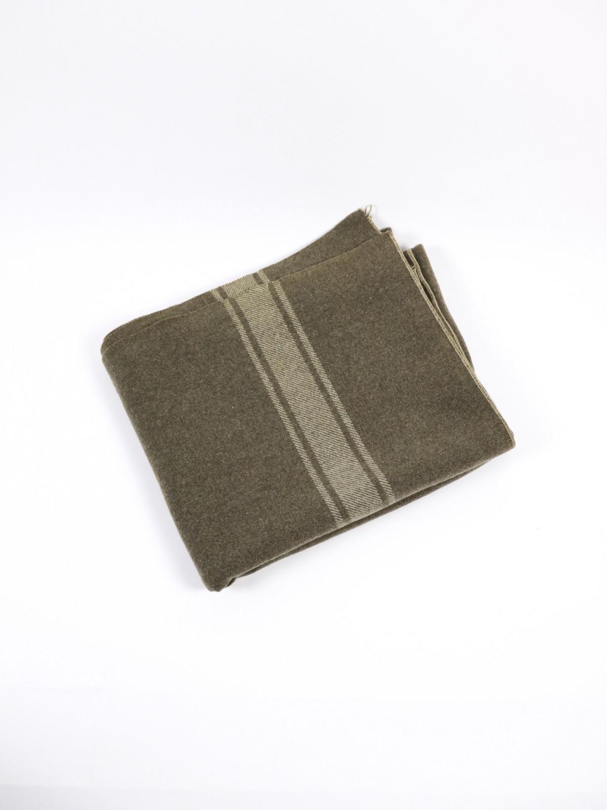 Italian military blanket