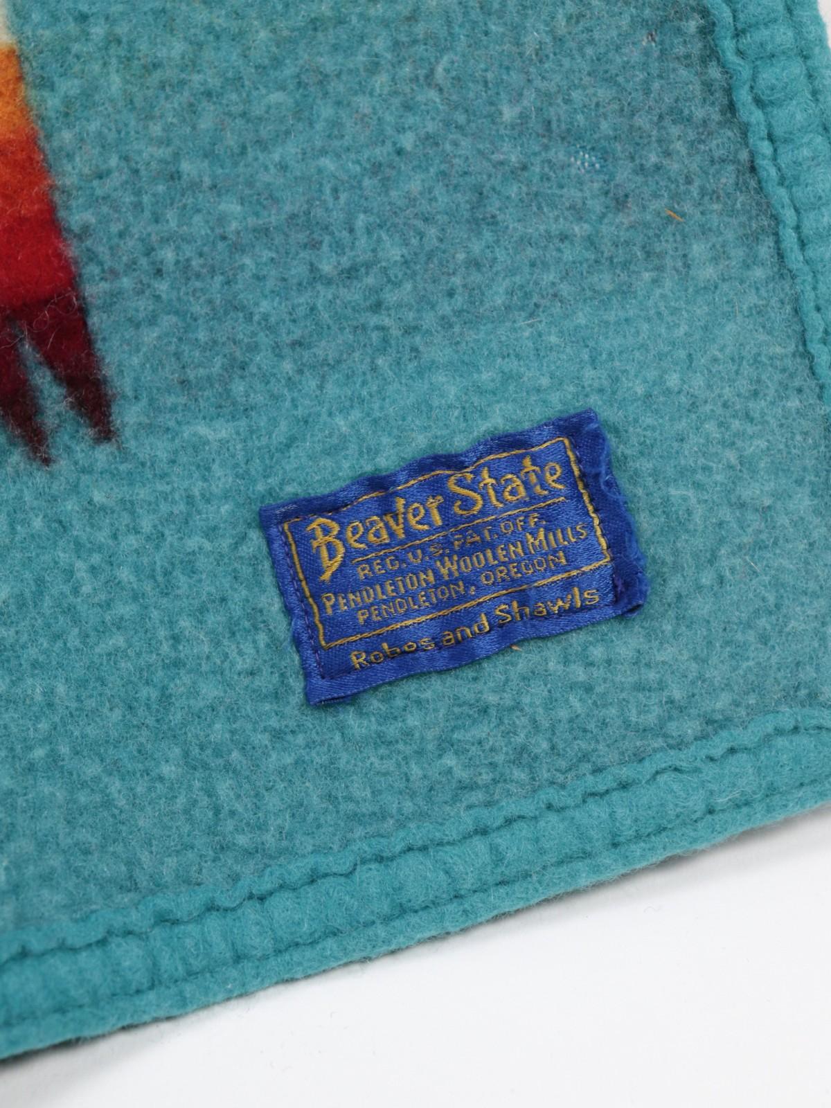 pendleton blanket/beaver state