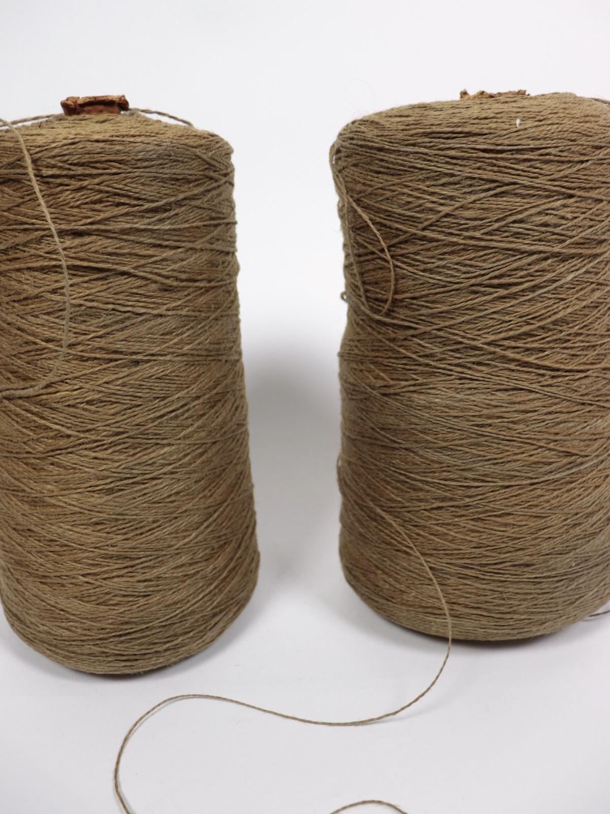 Hemp string, italy