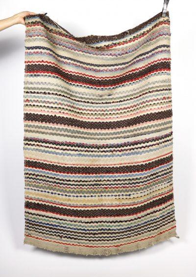 Swedish rag rug、Cotton、1930-1950's