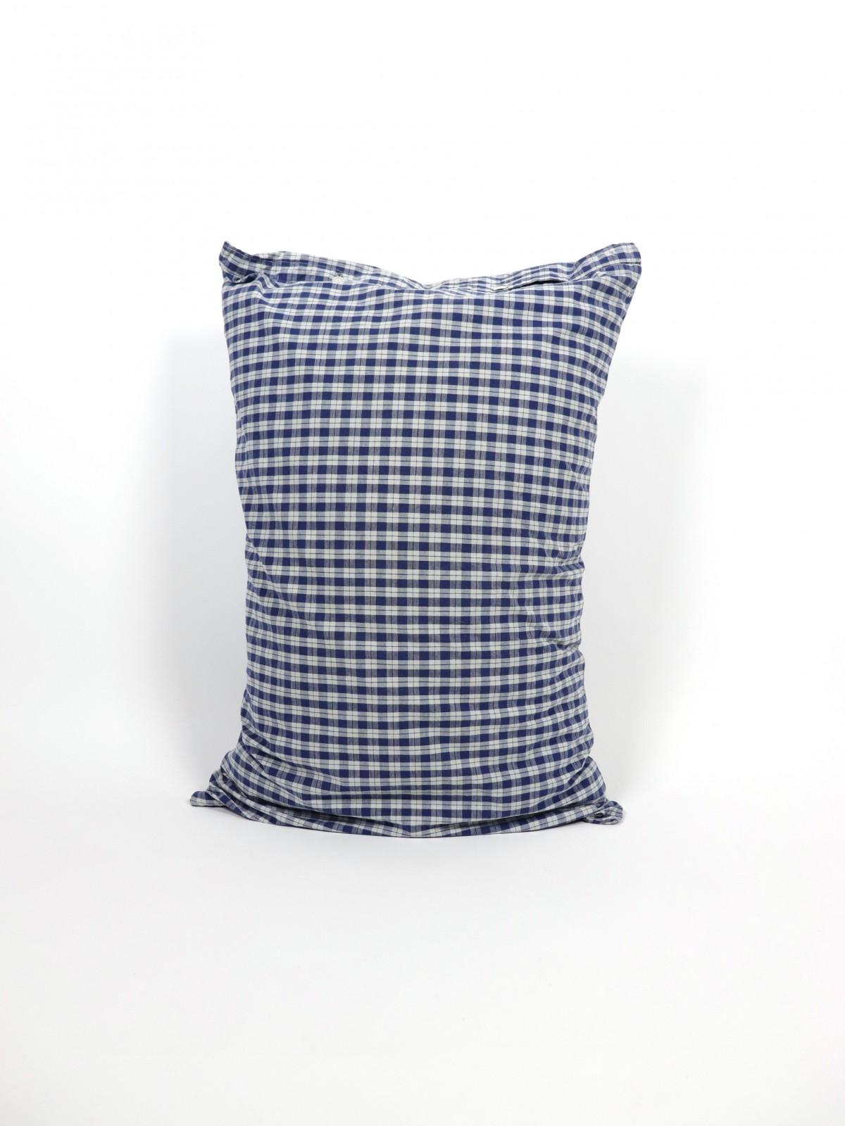 German fabric 、CHECK、Cotton 100%、Cushion