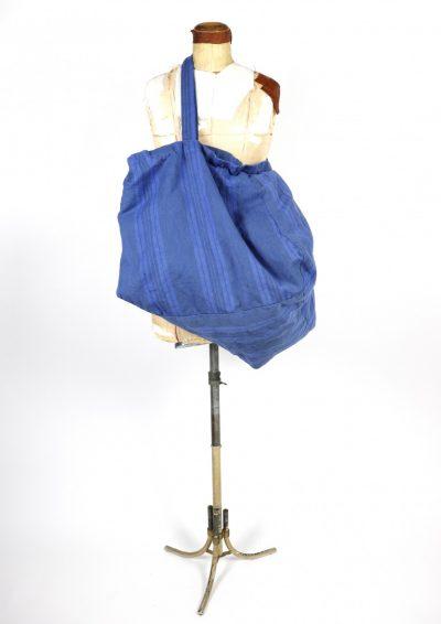 Big bag,French cotton,remake Bag,