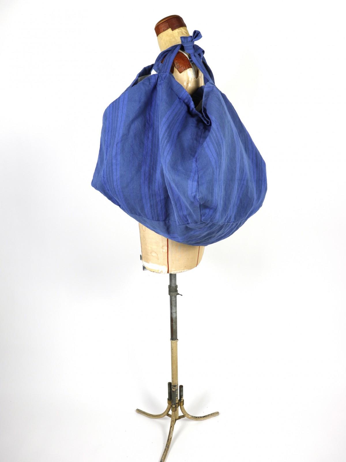 French cotton,Big bag,Brown.remake,