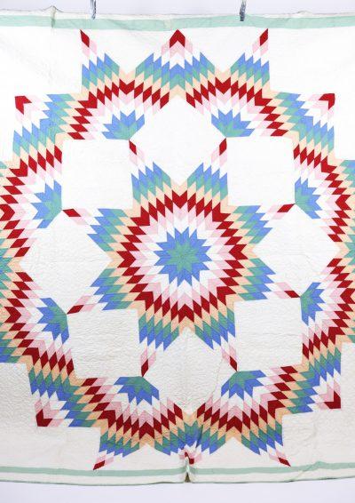1900's, antique quilt, handmade quilt, USA, BROWN.