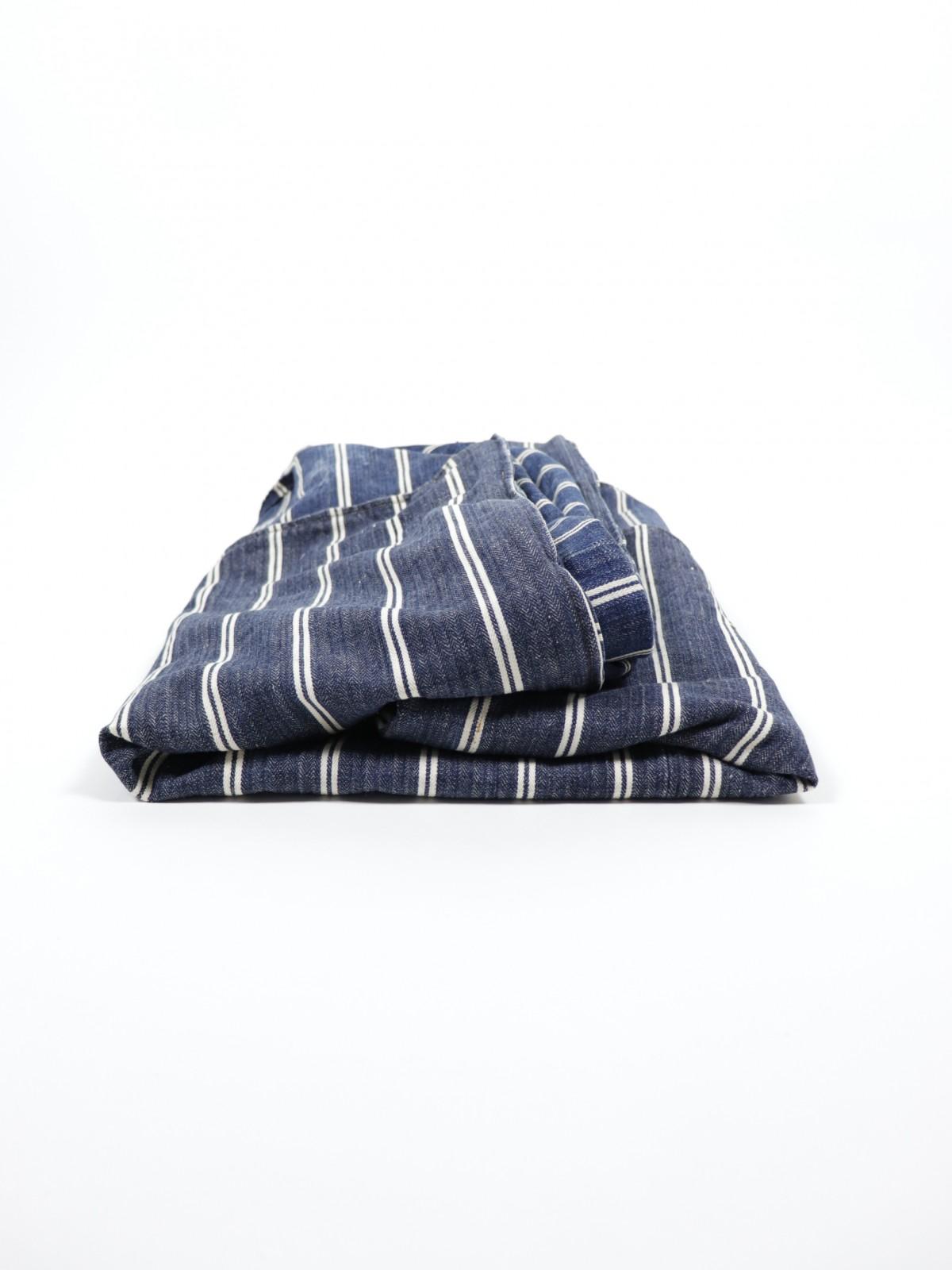 1960's, Italian denim fabric, upholstery fabric, Italy