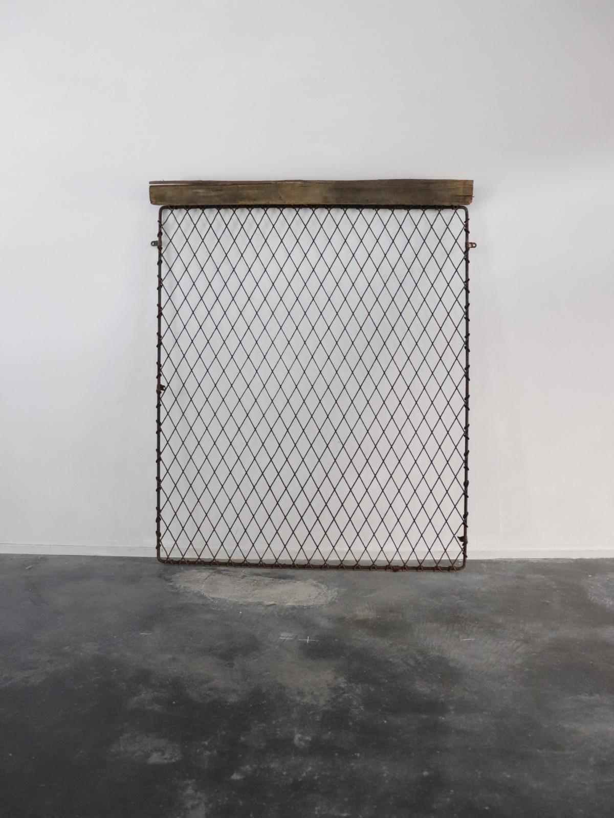 fence, usa, 1930's
