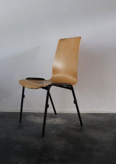 1970's, Germany, school chair