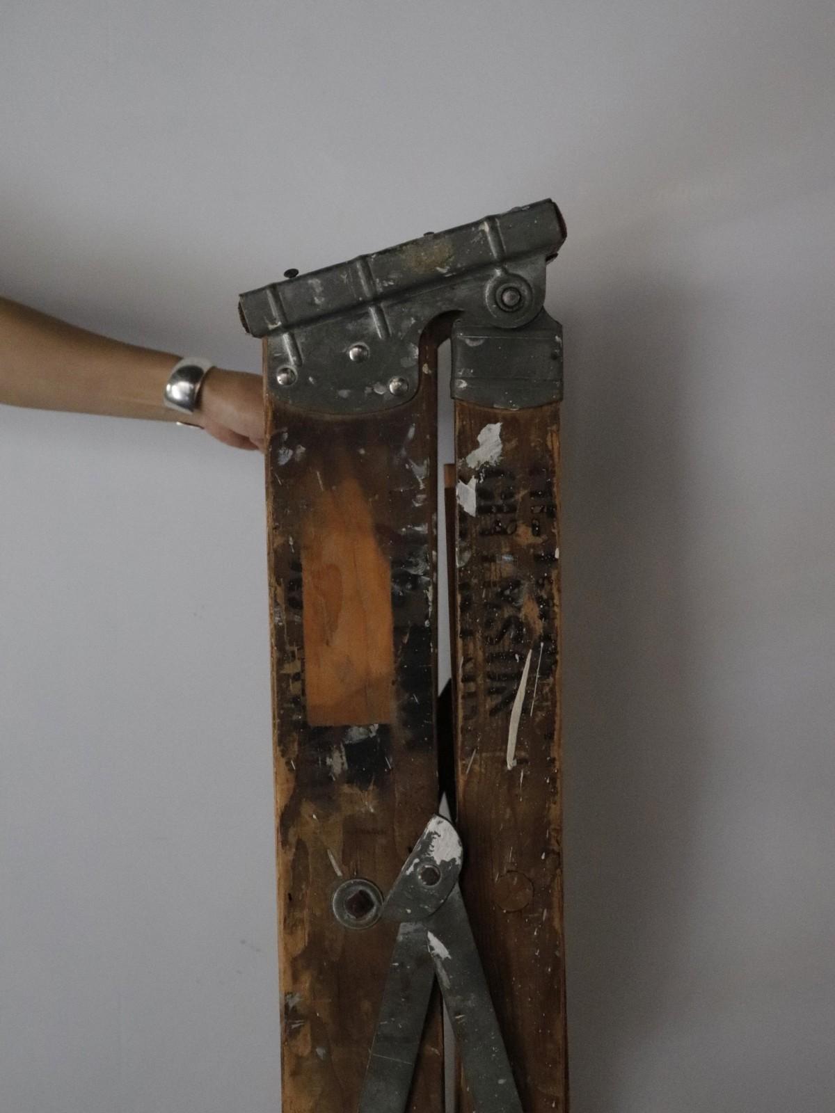 ladder, USA, folding ladder