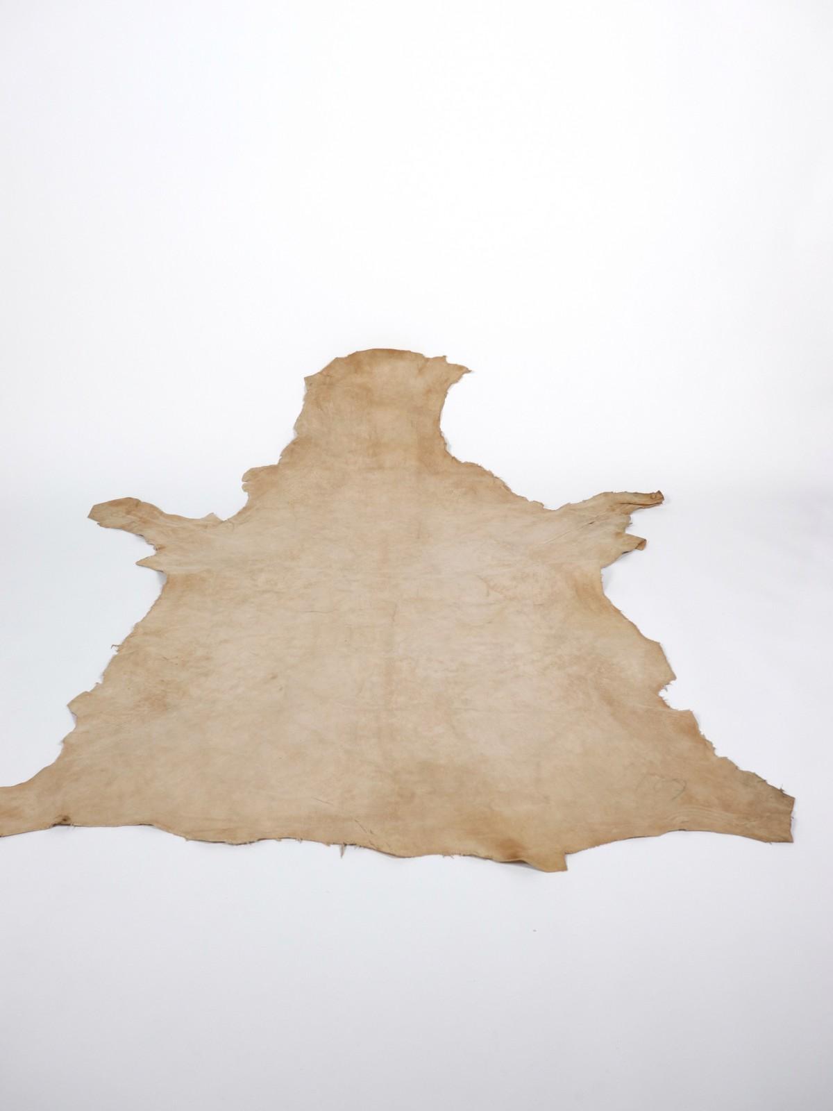 raw leather, cow skin, europe