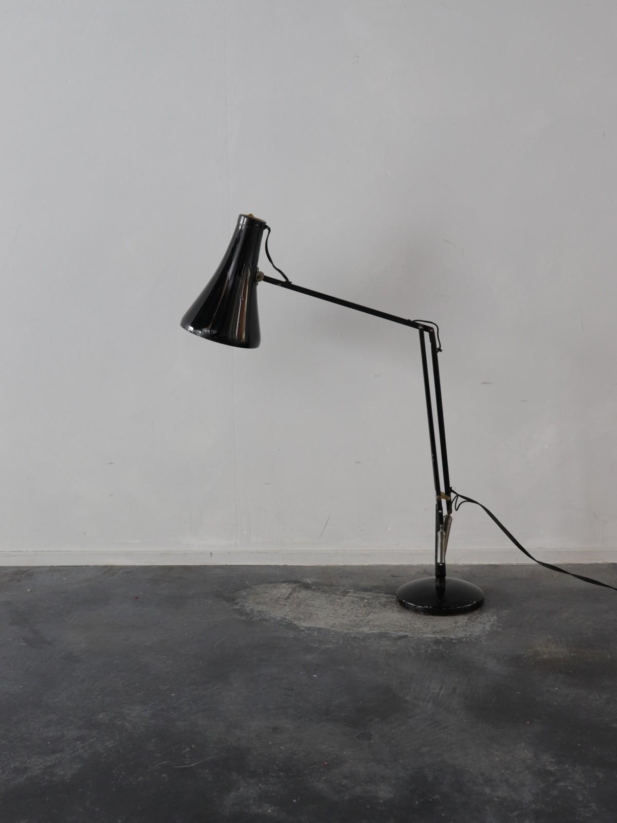 1960's, anglepoise, lamp, england
