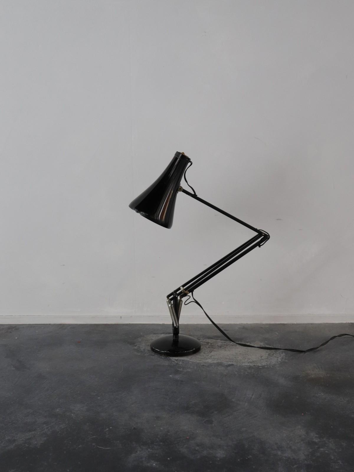 1960's, anglepoise, lamp england