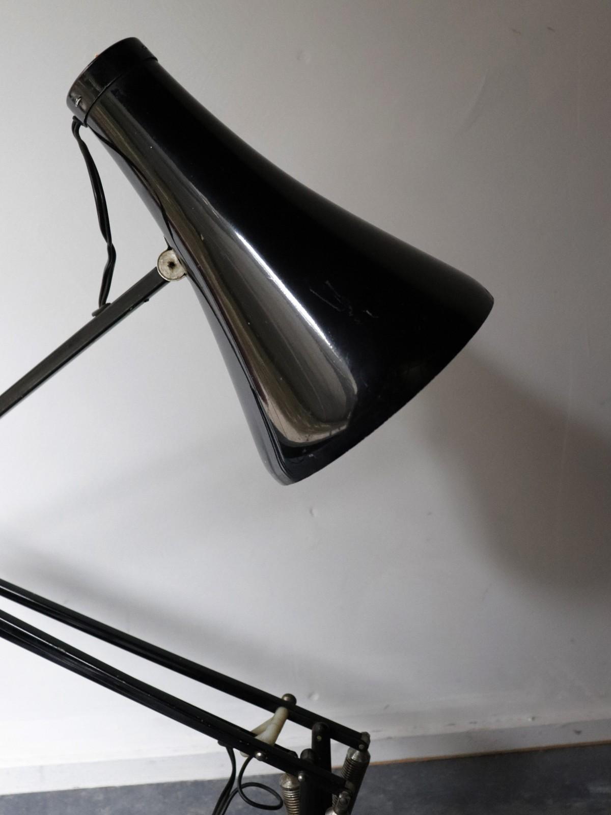 1960's, anglepoise, lamp,england