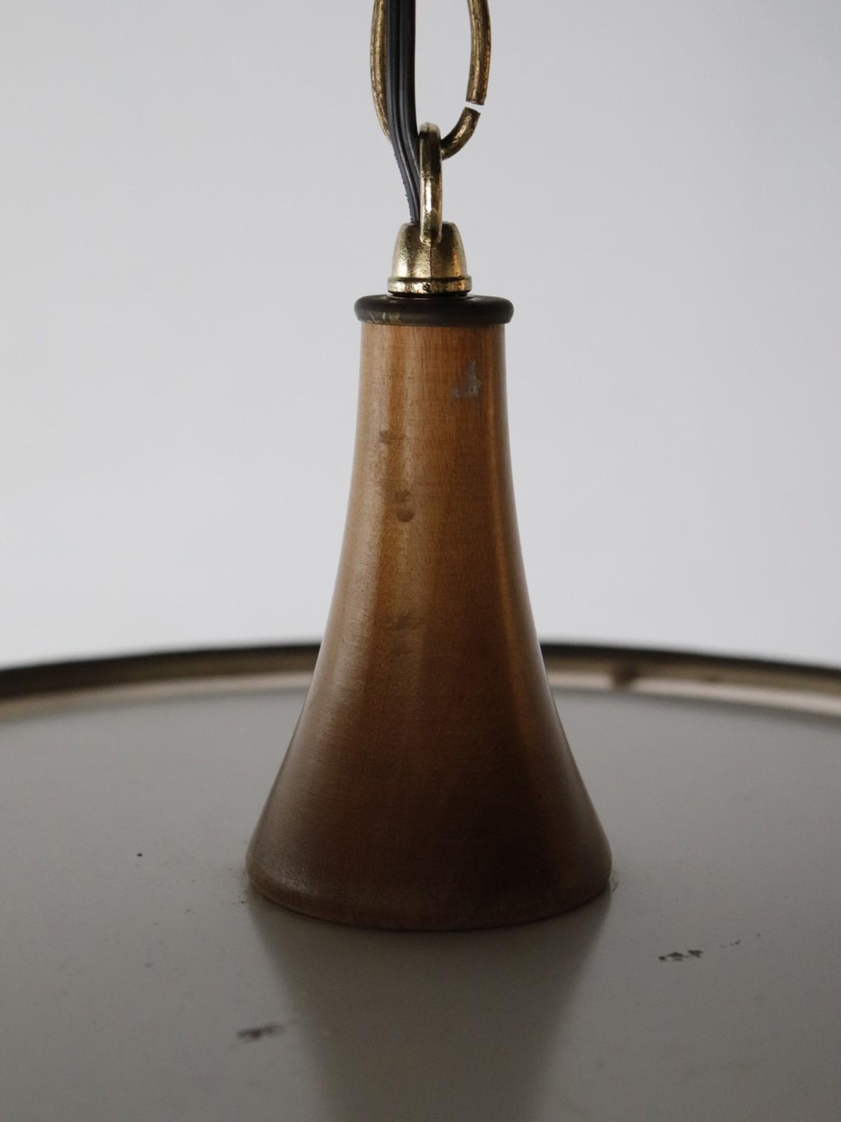 MCM lamp, usa, 1970's lamp