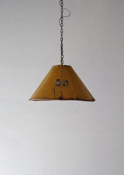 1950's lamp, usa, airport lamp