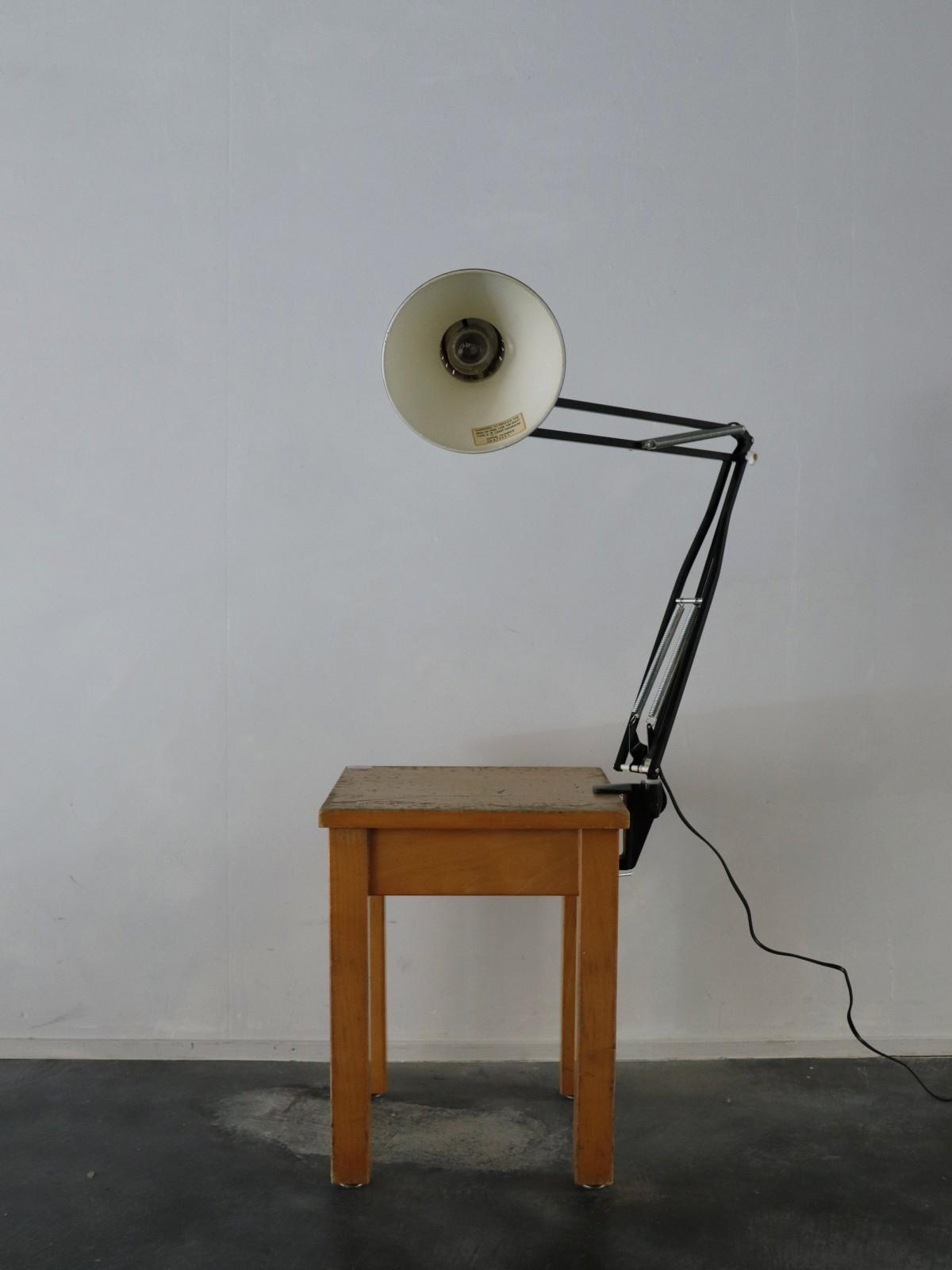 1970's lamp, swedish lamp, desk lamp