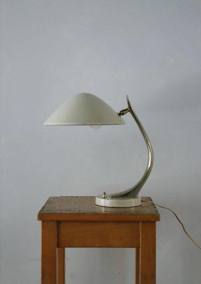 maurizio tempestini of laurel , desk lamp, 1960's, usa