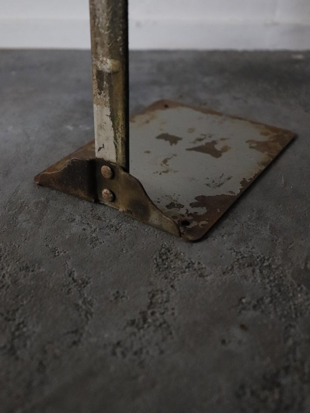 1920's, metal stand, usa