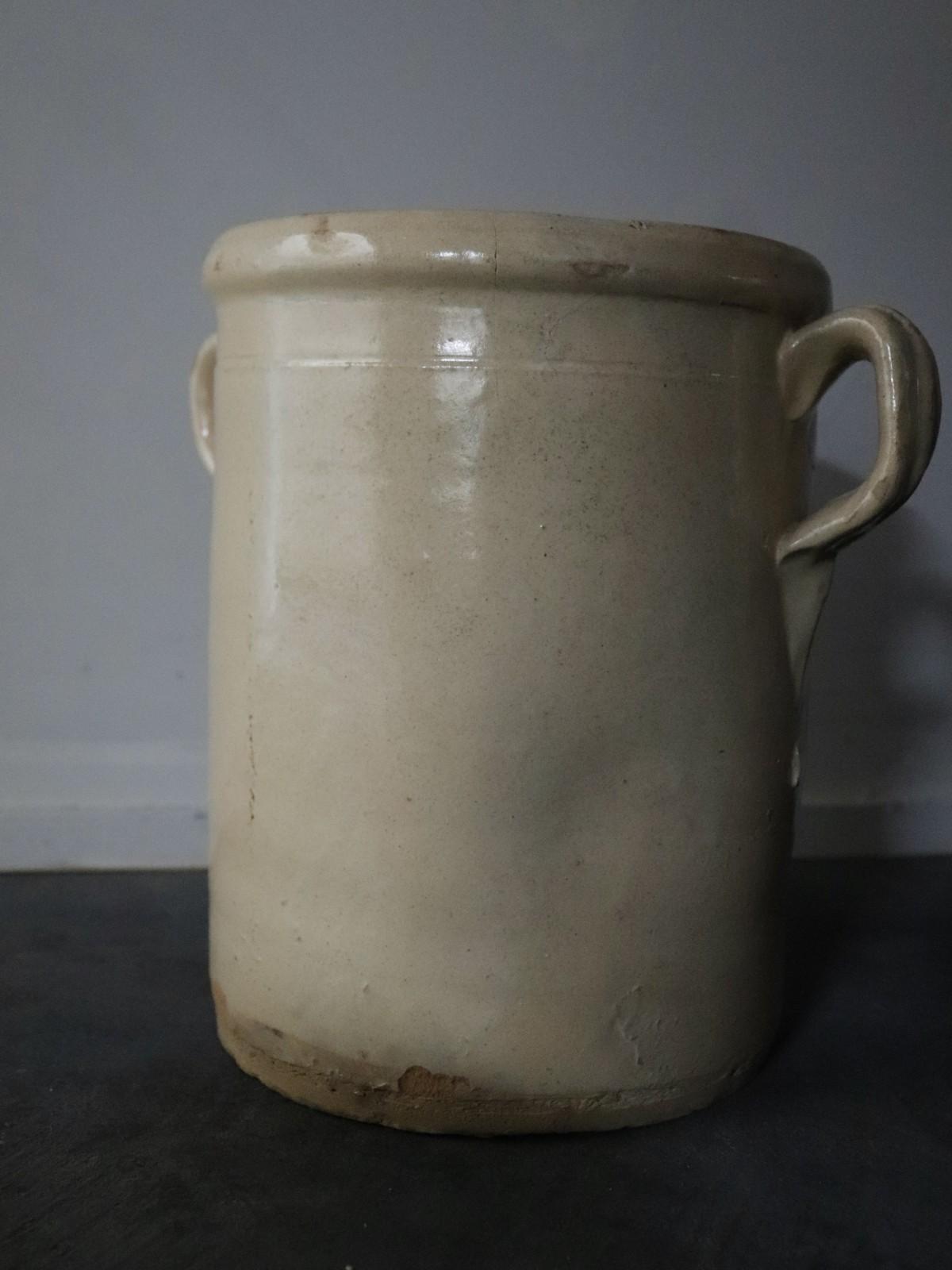1900's , teracotta pot, Italy,