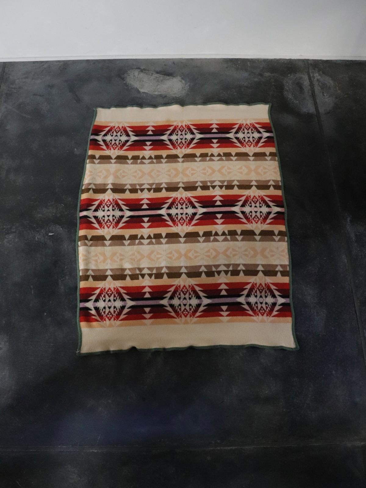 1940's pandleton blanket, usa, vintage blanket