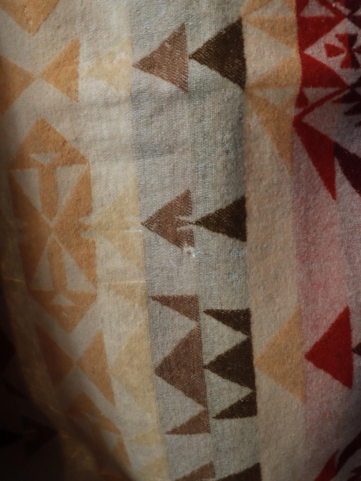 1940's pendleton blanket,vintage blanket, usa