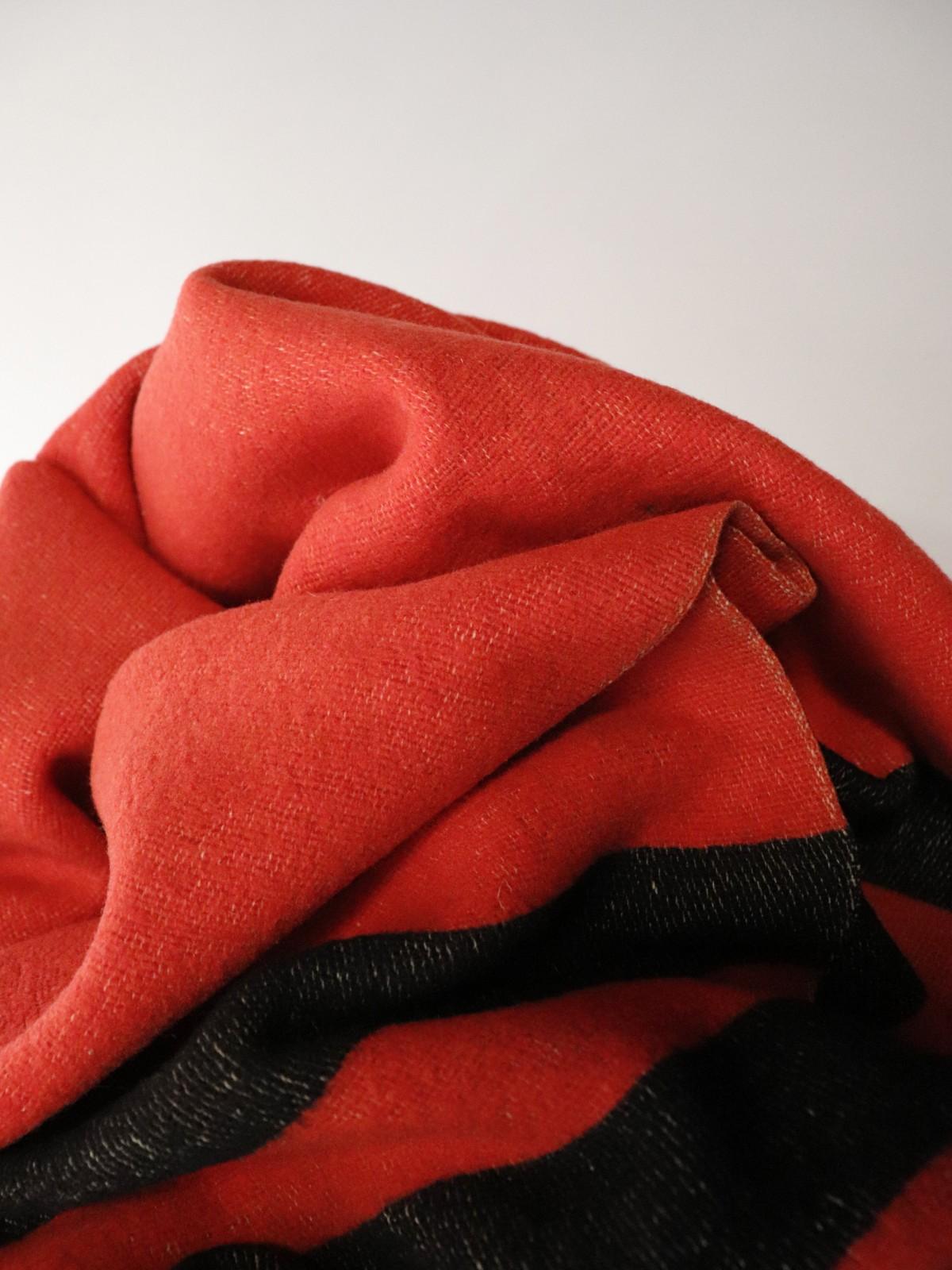 camp blanket, vintage blanket, usa