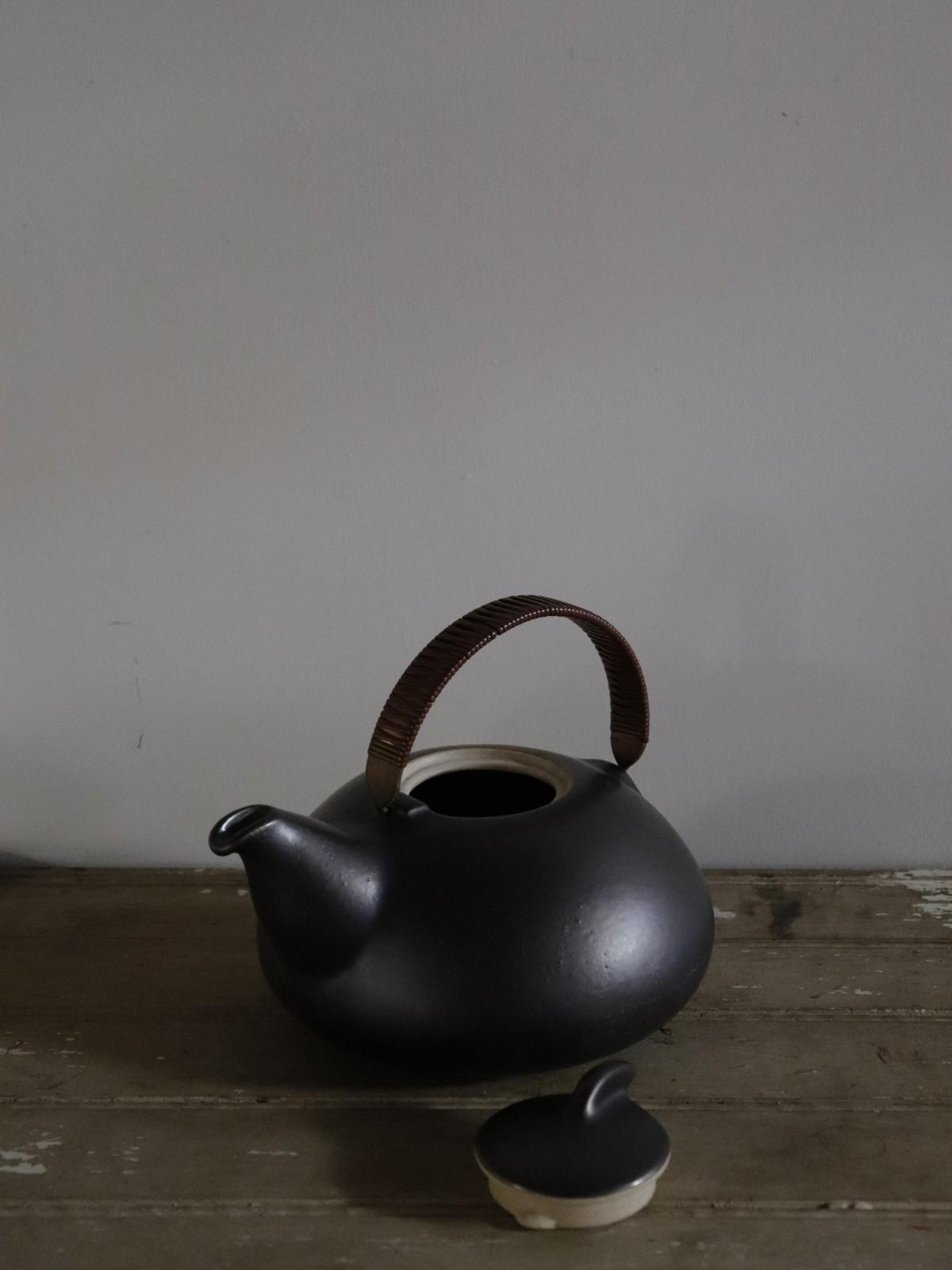 heath ceramics,mcm, tea pot, usa