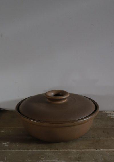heath ceramics, casserole, usa, 1970's