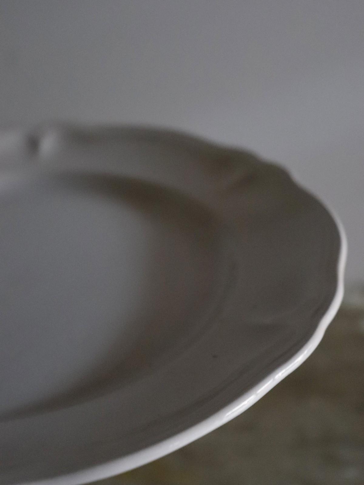 france, plate, vintage