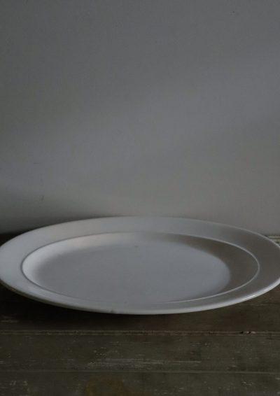 france, dinner plate, vintage