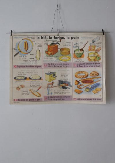1960's, vintage poster, france