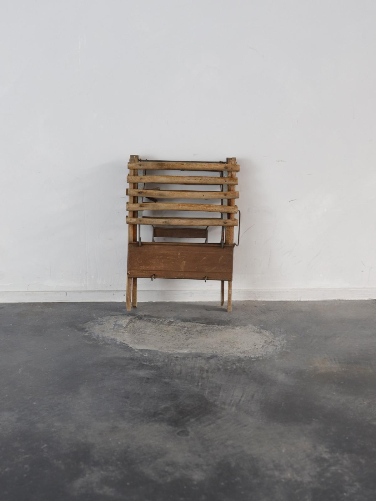 1930's, folding stool, france