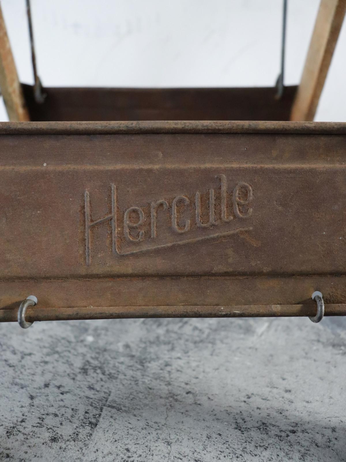france, 1930's, folding stool