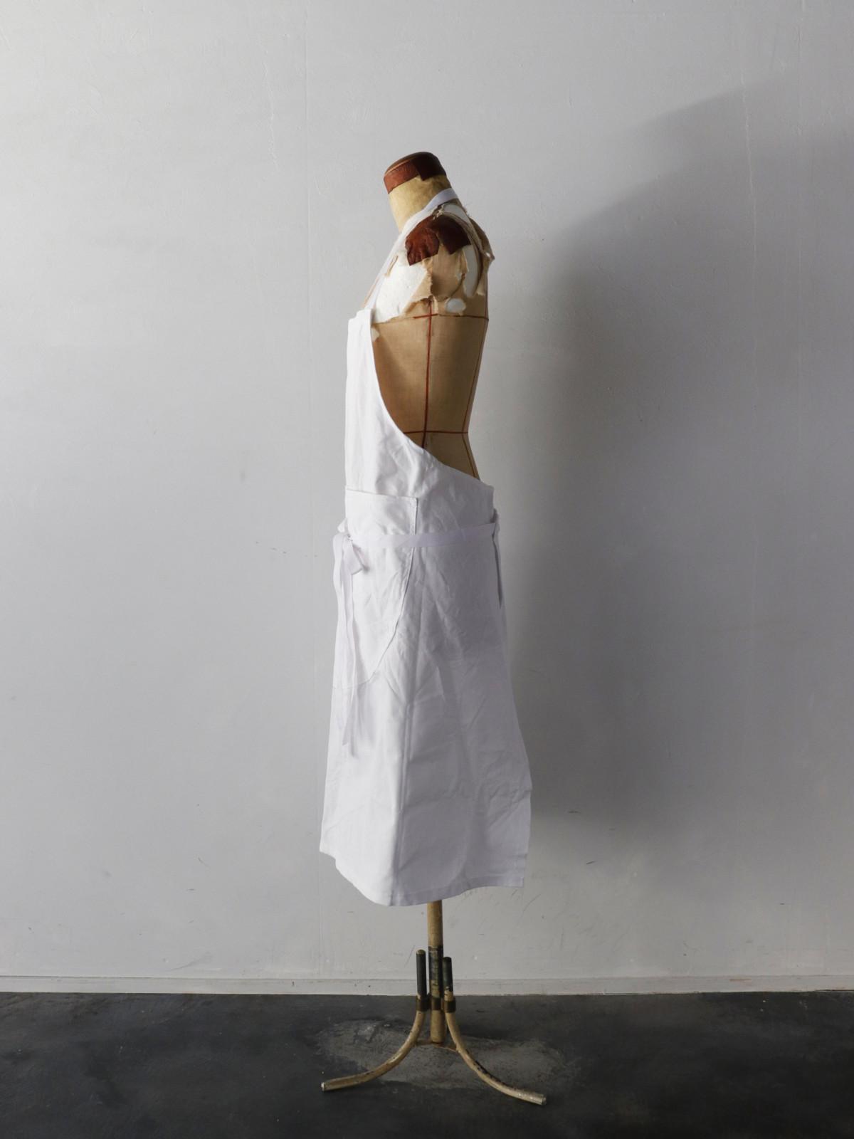New apron, France, cotton