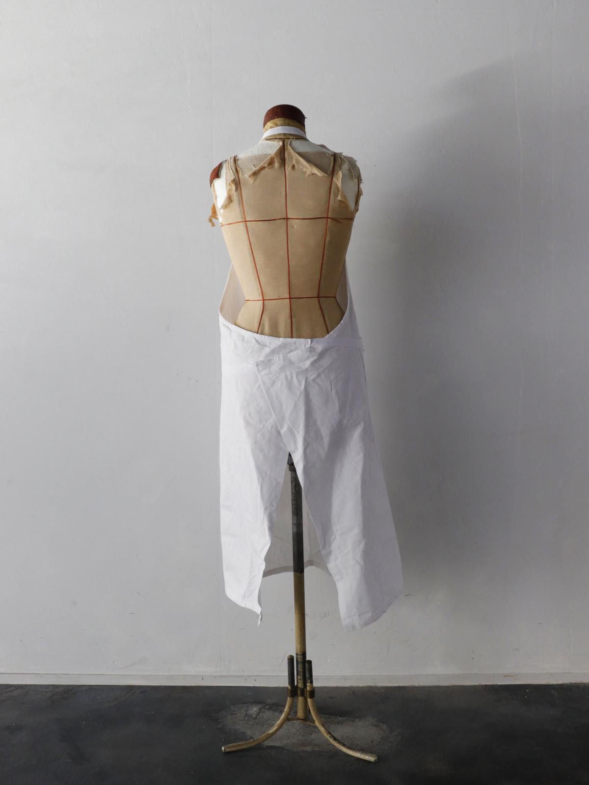 New apron, France,Cotton