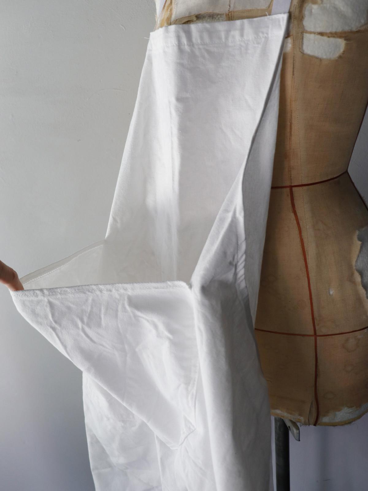 New apron,France, Cotton