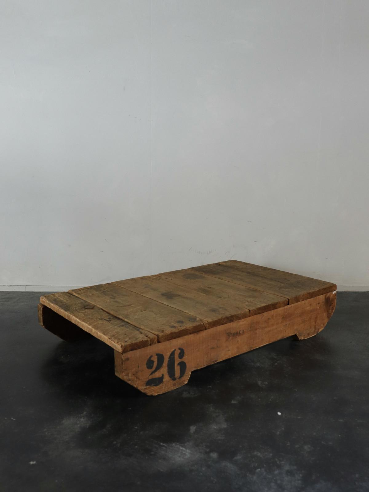 Vintage,Wood pallet,USA