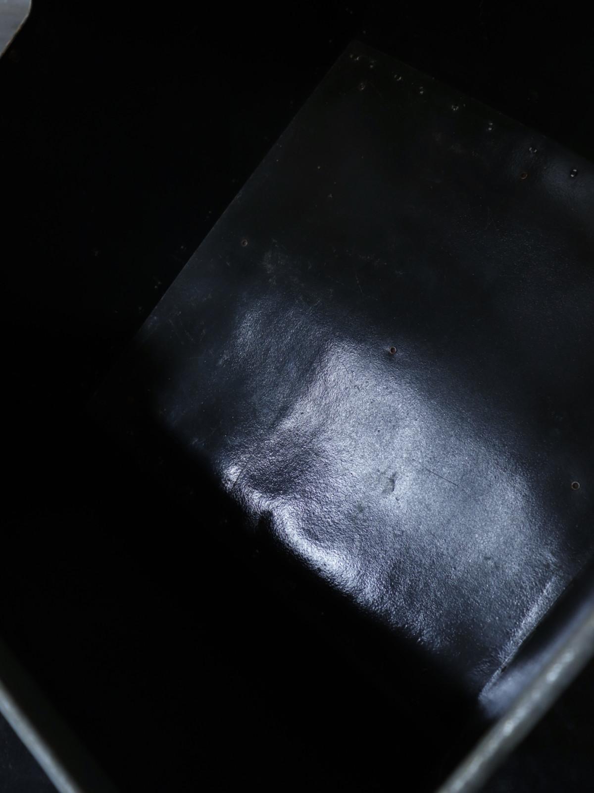 Fiber box,black,USA,