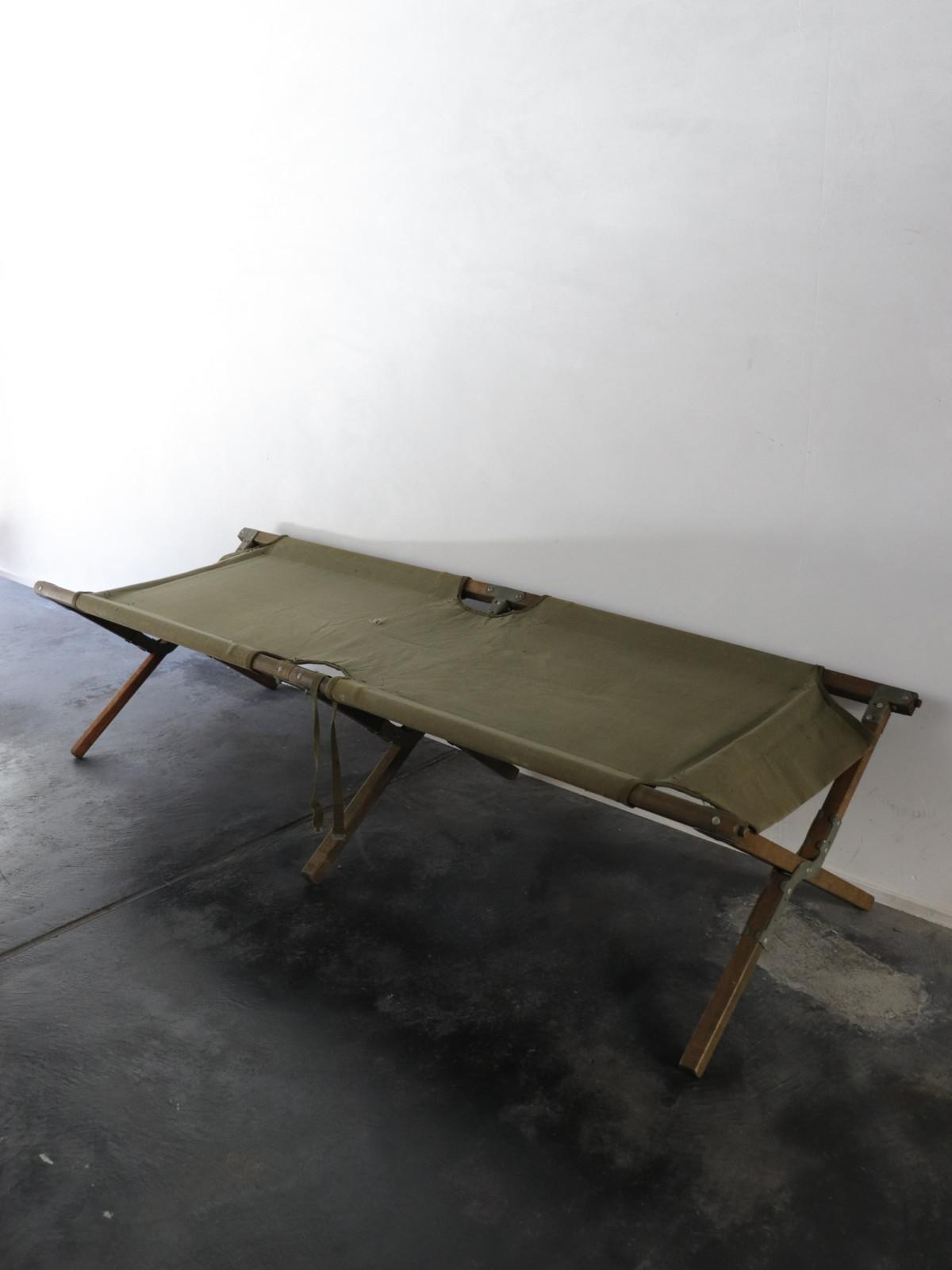military cot,USA,Vintage,