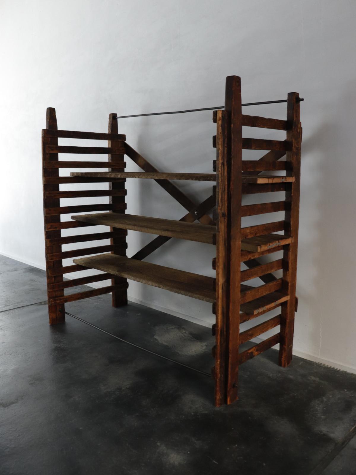 folding shelf,USA,Vintage