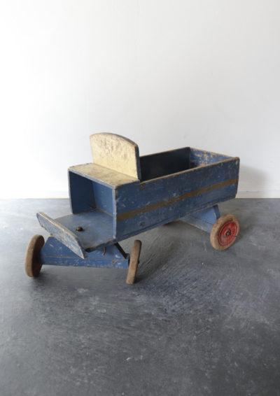 Wood truck,France,toy,handmade