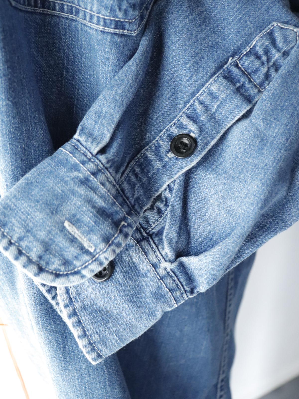 DKNY , denim jacket, USA