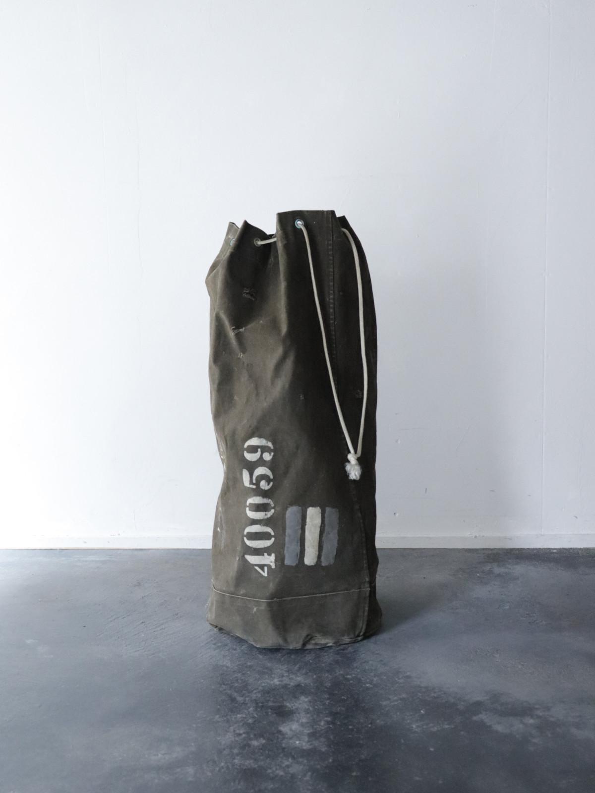canvas cotton bag, duffle bag,