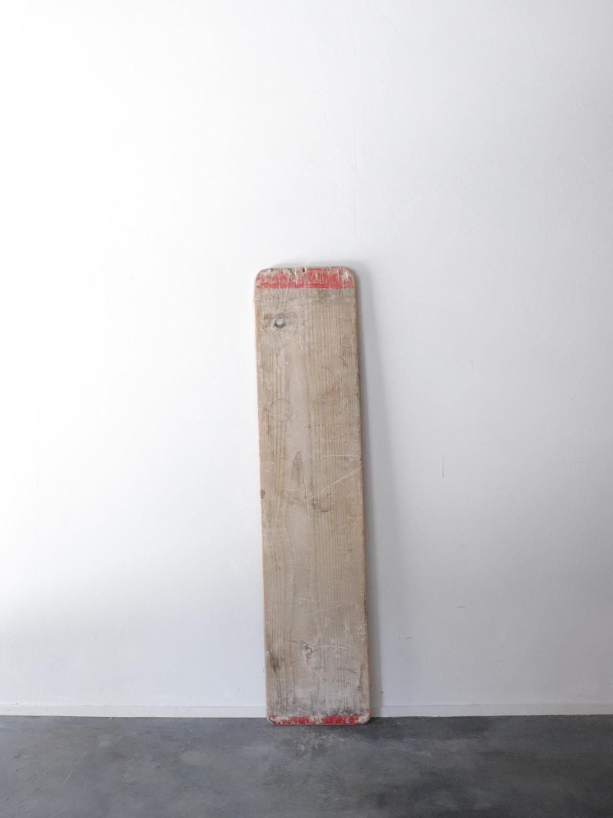 Wood board, England, Vintage